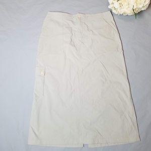 Patagonia Maxi Cargo Skirt Sz 10